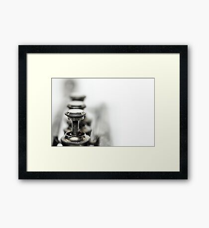 An Encore... (1) Framed Print