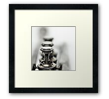 An Encore... (1, square) Framed Print