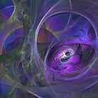 Aquarius49 by Fractal artist Sipo Liimatainen