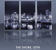 The Shore, Leith by SteveGraham43