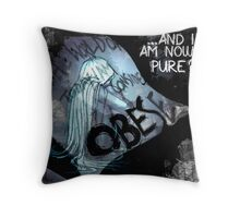 Purity of Self Throw Pillow