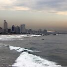 Durban seafront by Llawphotography