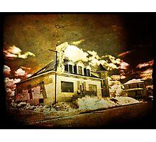 Motel gigi Photographic Print