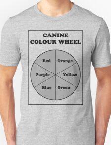 Canine Colour Wheel T-Shirt