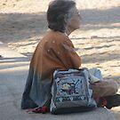 Meditation at the Beach - Meditación en la Playa by PtoVallartaMex