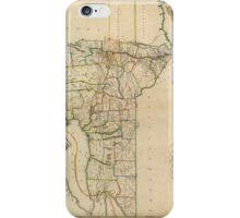 New York State iPhone Case/Skin