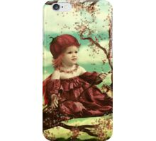High in the Tree Top iPhone Case/Skin