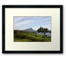Ben Hope, Sutherland Framed Print