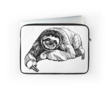 Happy sloth Laptop Sleeve
