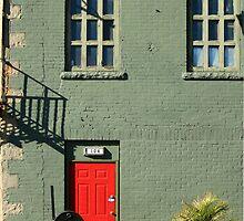 Platt Street Number 104 by Lisa Cook
