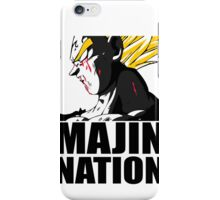 Vegeta - Majin Nation iPhone Case/Skin