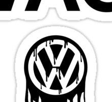 I've got a dirty VAG Sticker
