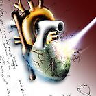Cœurageous -The Light of Love by Valentin Florea