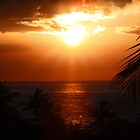 Hapuna Sunset by Ticker