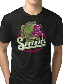 Seymour's Organic Plant Food Tri-blend T-Shirt