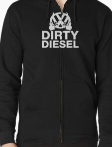 Dirty Diesel, Funny VW T-Shirt