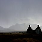 Ben Loyal across the Moine, Sutherland by ScotLandscapes