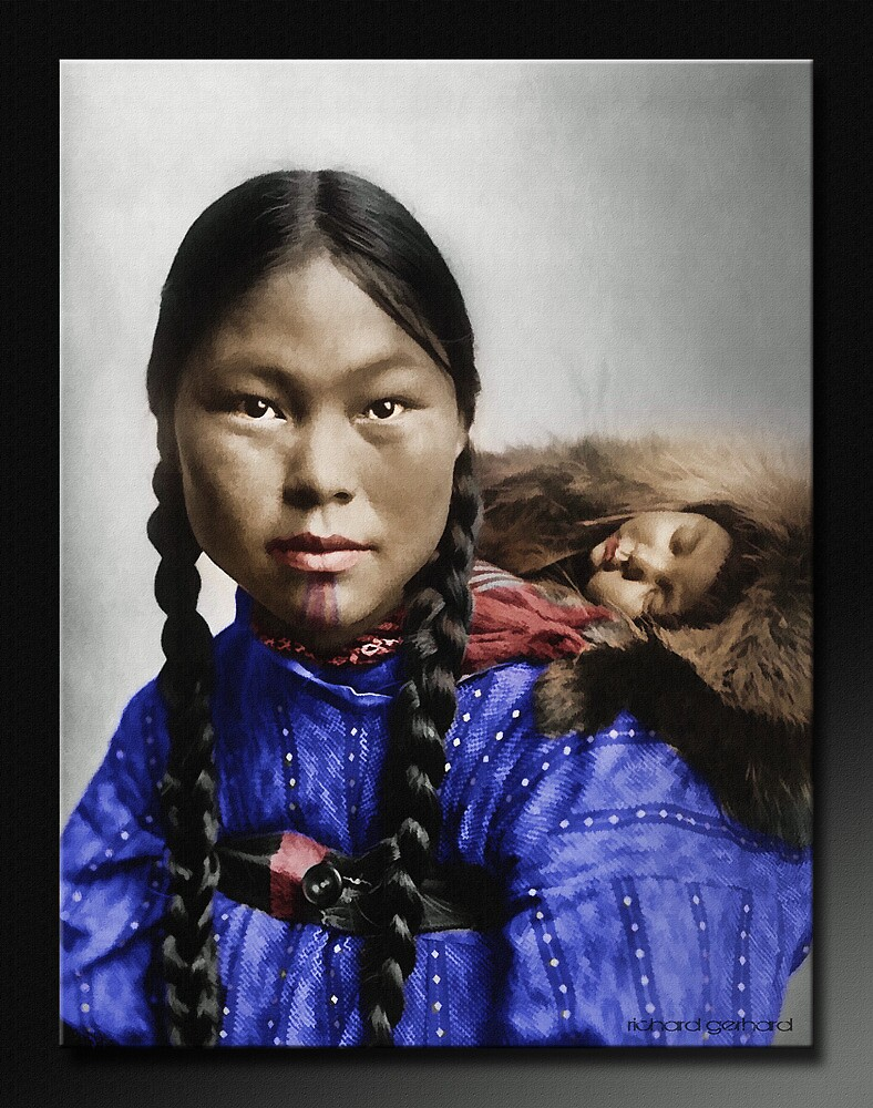 Eskimo by Richard  Gerhard