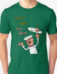 Green Legs and Ham Unisex T-Shirt