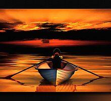 Adrift by Richard  Gerhard