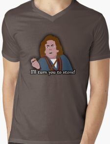 Willow - I'll turn you to stone! Mens V-Neck T-Shirt