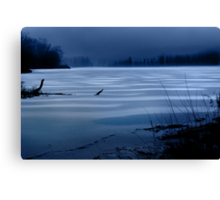 While You Were Sleeping 2/3 Canvas Print