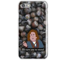 Willow - I'll turn you to stone! iPhone Case/Skin