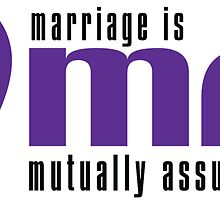 MAD MARRIAGE - Purple by Diabolical