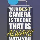 Your Best Camera by Siegeworks .
