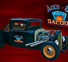 Aces and Eights by Mike Capone