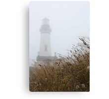 Rising From the Mist Canvas Print