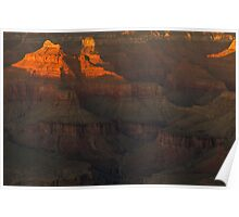 Grand Canyon, Light and Shade Poster