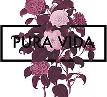 Pura Vida Flowers by here-and-now