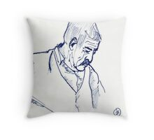 The Grandfather Throw Pillow