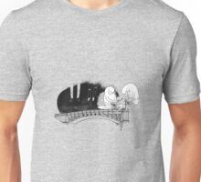 The Four of Us Dying Unisex T-Shirt
