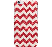 Christmas Chevron Print phone cases iPhone Case/Skin