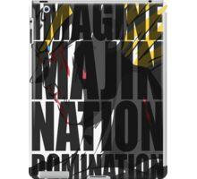 Vegeta - Majin Nation v3 iPad Case/Skin