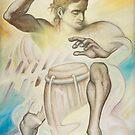 Jesus con Conja by Mario Torero