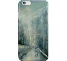 Snowy Day II iPhone Case/Skin