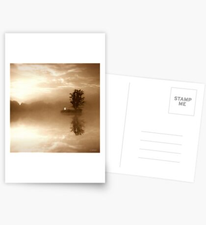 Never Forget Me (The Promise To A Dead Beloved) Postcards