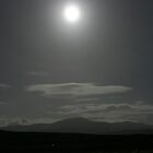 Full moon over Ben Klibreck, Sutherland by ScotLandscapes