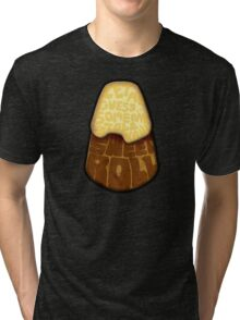 Let me guess... Someone stole your sweet roll? Tri-blend T-Shirt
