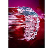 Roz's Scratch-Urban Abstract Photographic Print