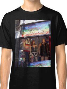 S&M Window-Greenwich Village, NYC, NY Classic T-Shirt