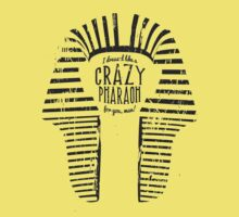 Crazy Pharaoh Kids Clothes