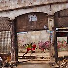 Street football by Shamila Chady