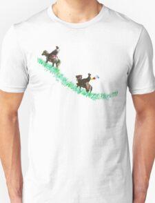 Uphill pilgrimage T-Shirt