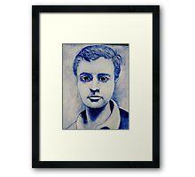 Young Modigliani Framed Print