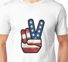 1960s Peace Sign Unisex T-Shirt
