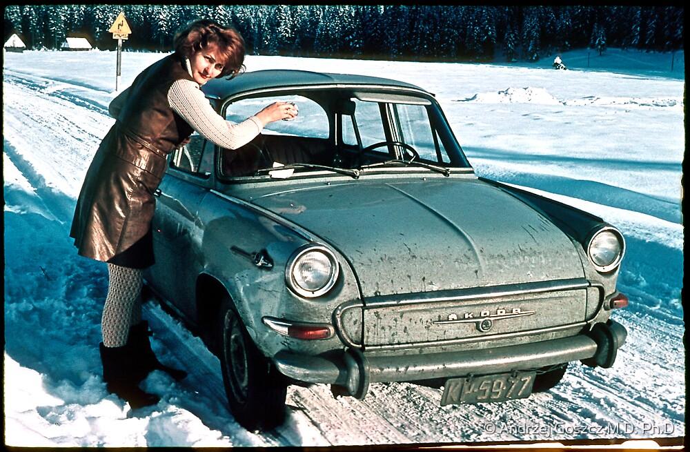 My Mum . Kościeliska Valley Tatra Mountains . A.D. 1969. by Brown Sugar. Favorites: 2 Views: 88 .thank you friends ! by © Andrzej Goszcz,M.D. Ph.D